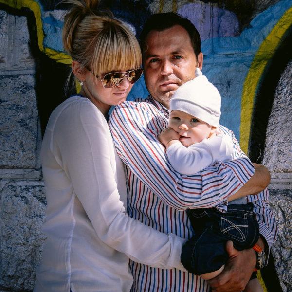 Marlena, Piotr i Borys