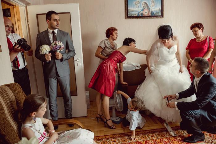 fotograf na kameralny ślub wrocław