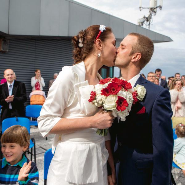 Justyna i Krzysztof