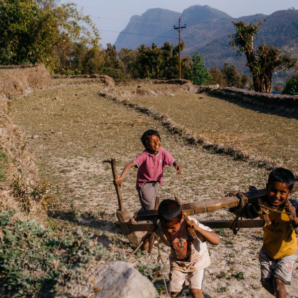Moja podróż fotograficzna do Nepalu
