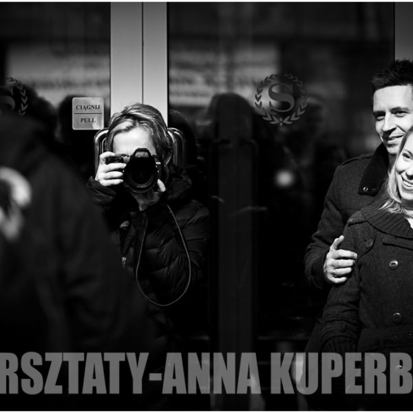 WARSZTATY | ANNA KUPERBERG W WARSZAWIE